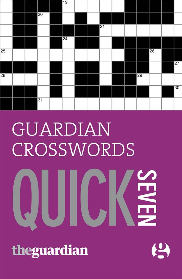 Guardian Quick Crosswords: 7 artemis fowl and the last guardian