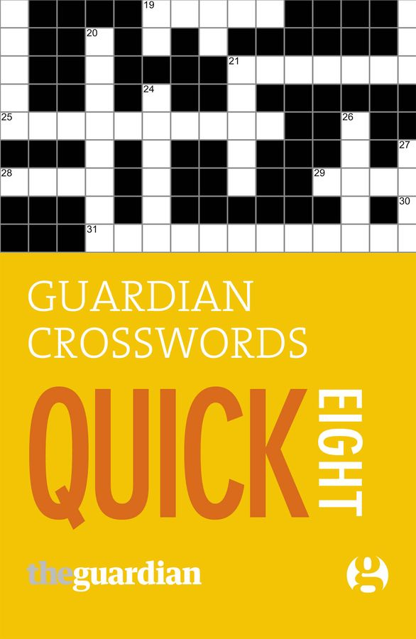 Guardian Quick Crosswords: 8 artemis fowl and the last guardian