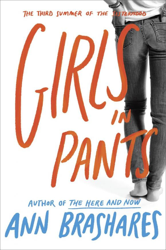 Girls in Pants: The Third Summer of the Sisterhood girls in pants third summer