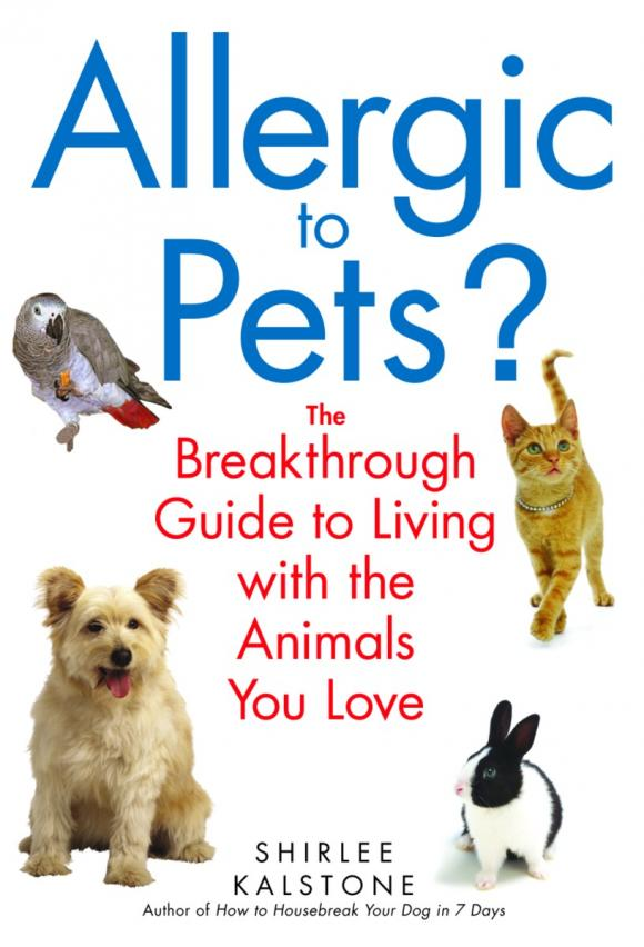 Allergic to Pets? allergic to pets