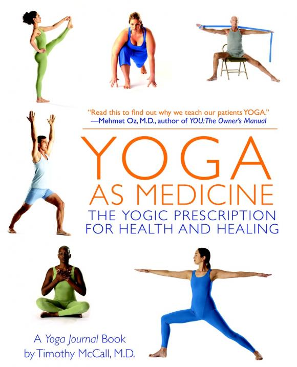 Yoga as Medicine yoga for transformation