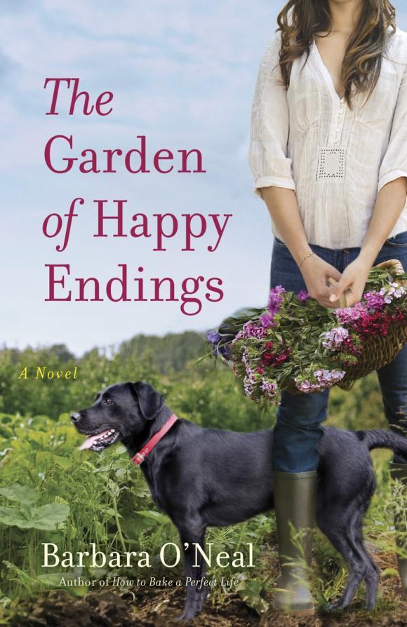 The Garden of Happy Endings the kissing garden