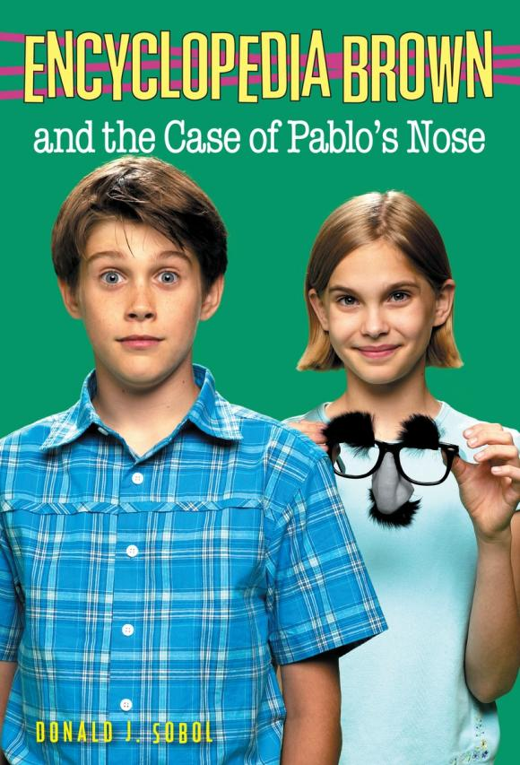 Encyclopedia Brown and the Case of Pablos Nose donald j sobol encyclopedia brown mysteries volume i boy detective the case of the secret pitch