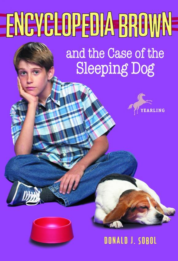 Encyclopedia Brown and the Case of the Sleeping Dog heir of the dog