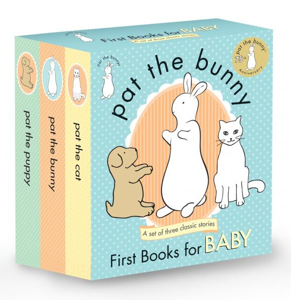 Pat the Bunny: First Books for Baby (Pat the Bunny) bunny baby