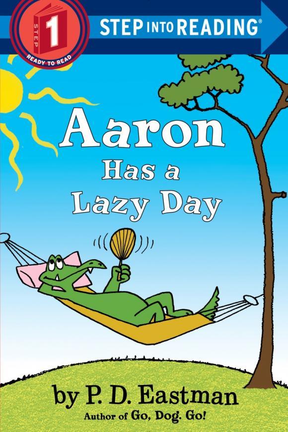 Aaron Has a Lazy Day asics aaron