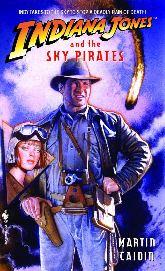Indiana Jones and the Sky Pirates indiana jones and the army of the dead