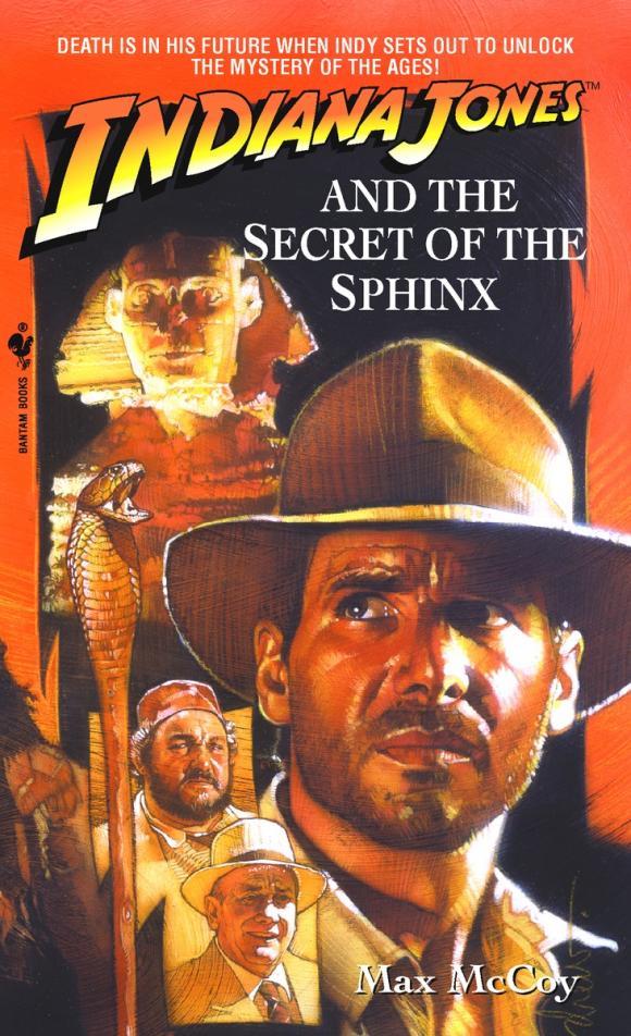 Indiana Jones and the Secret of the Sphinx indiana jones and the army of the dead