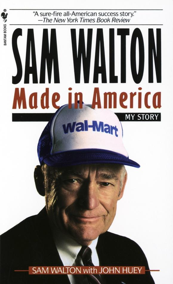 Sam Walton: Made In America bryson b made in america an informal history of american english
