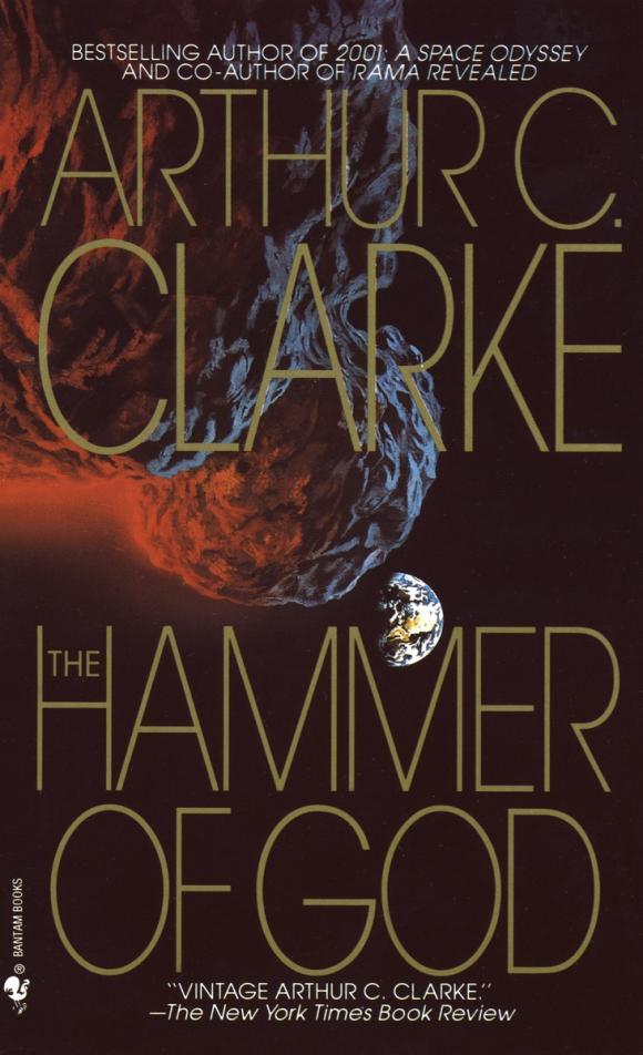 The Hammer of God bride of the water god v 9