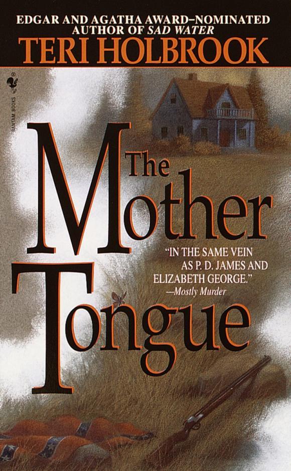 The Mother Tongue 2pcs tongue