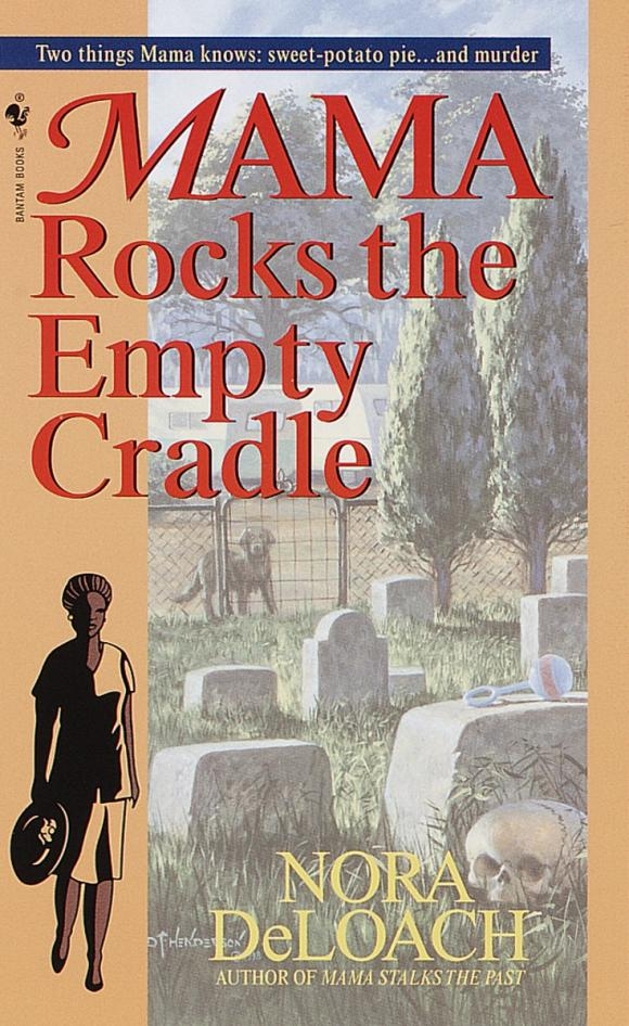 Mama Rocks the Empty Cradle the empty chair