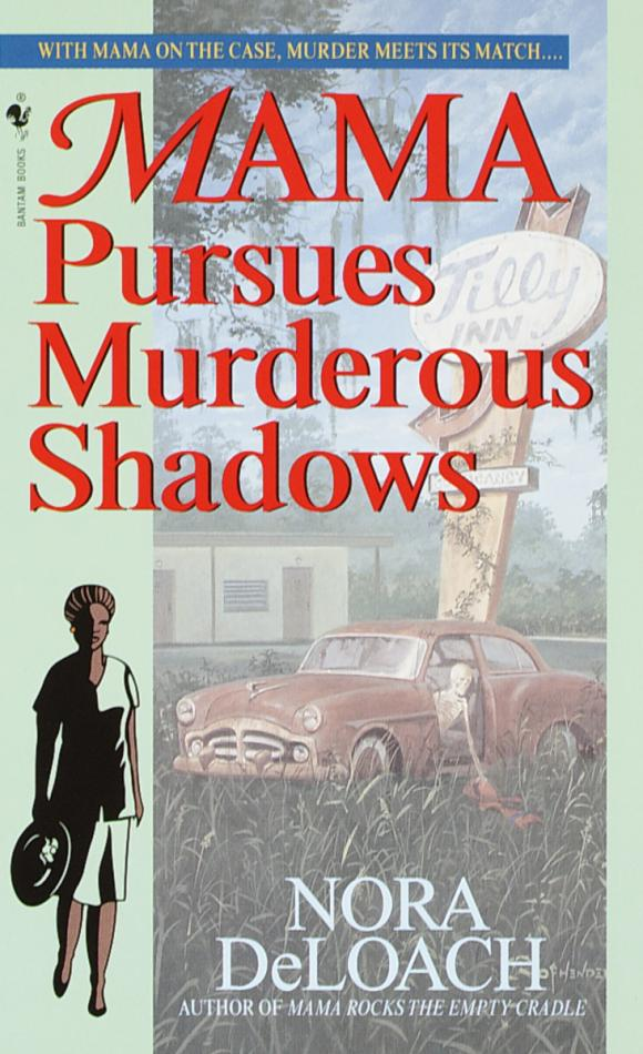 Mama Pursues Murderous Shadows mama licious пуловер