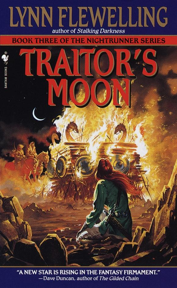 Traitor's Moon asher rebecca shattered