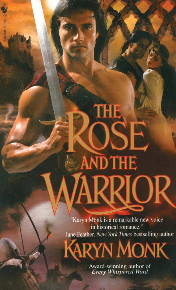 The Rose and the Warrior the raven and the rose