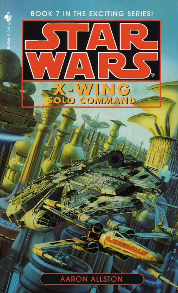 Solo Command: Star Wars (X-Wing)