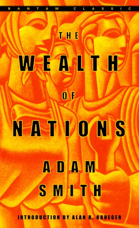The Wealth of Nations barkan the guilt of nations