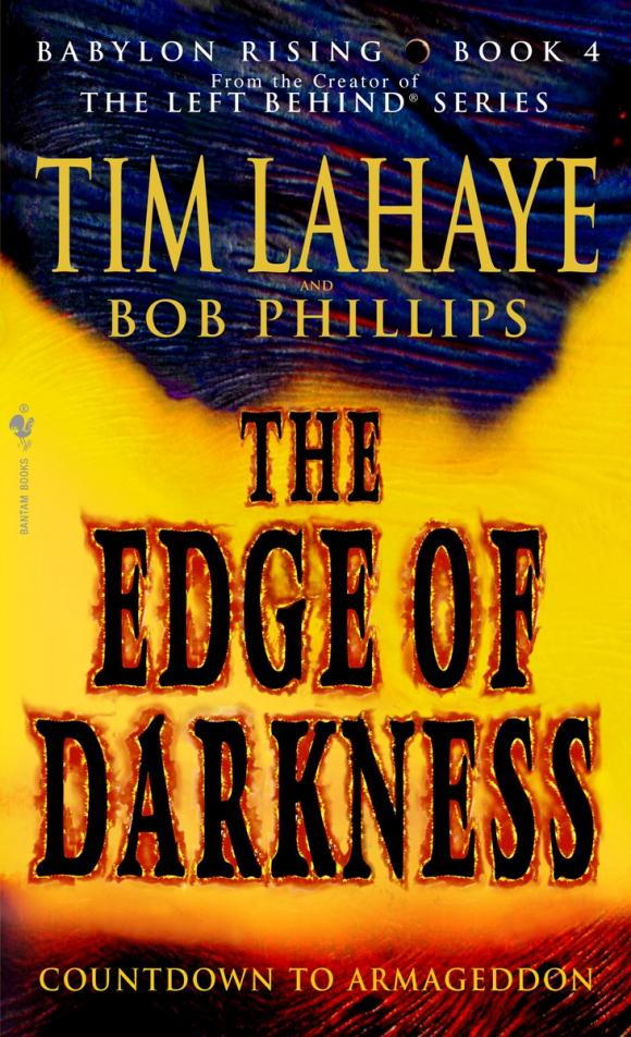 Babylon Rising: The Edge of Darkness  feehan christine edge of darkness