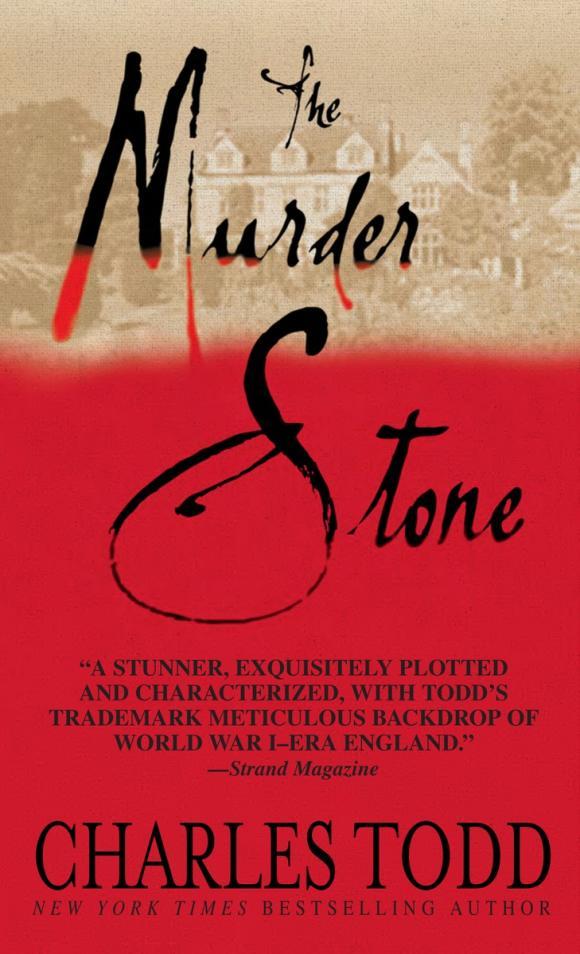 The Murder Stone the murder wall