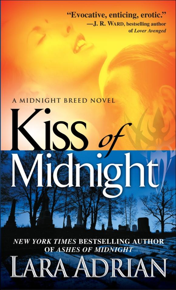 Kiss of Midnight a stroke of midnight