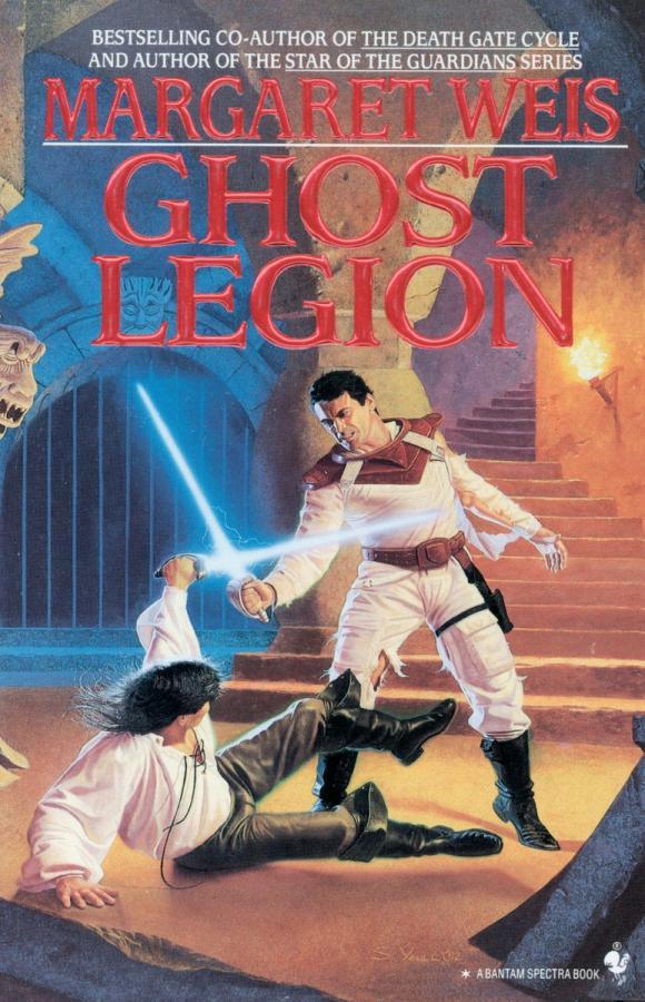 Ghost Legion margaret weis ghost legion