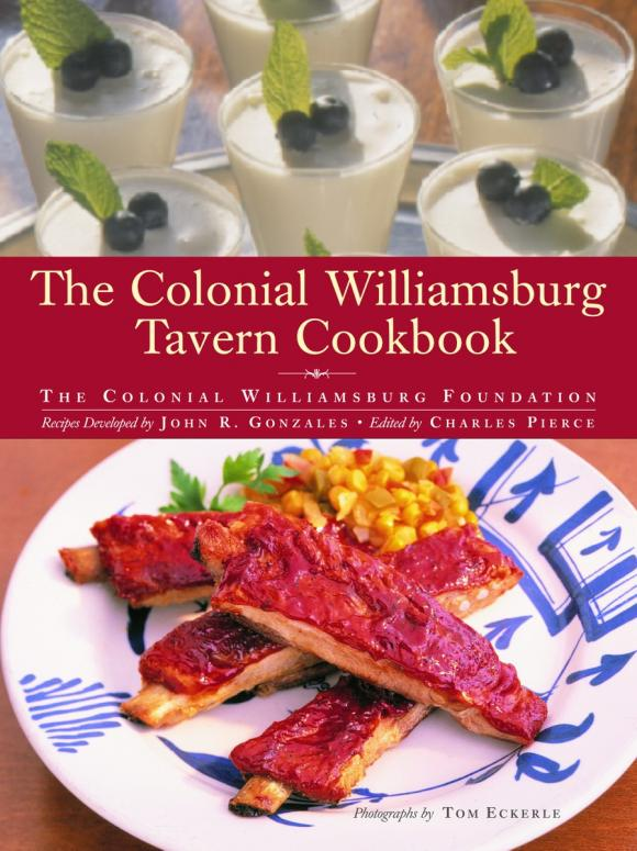 The Colonial Williamsburg Tavern Cookbook aliens colonial marines