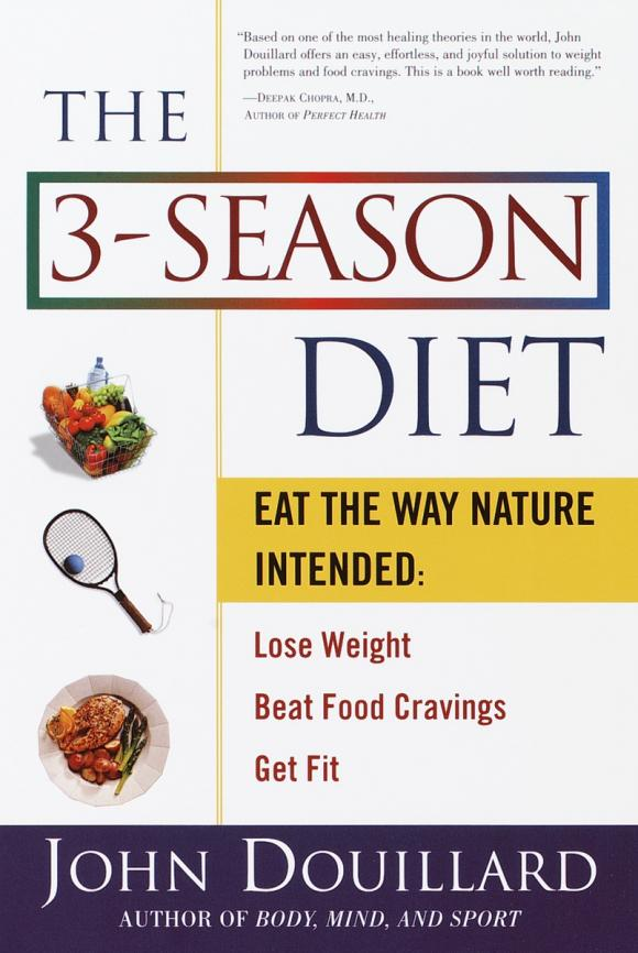 The 3-Season Diet the mating season