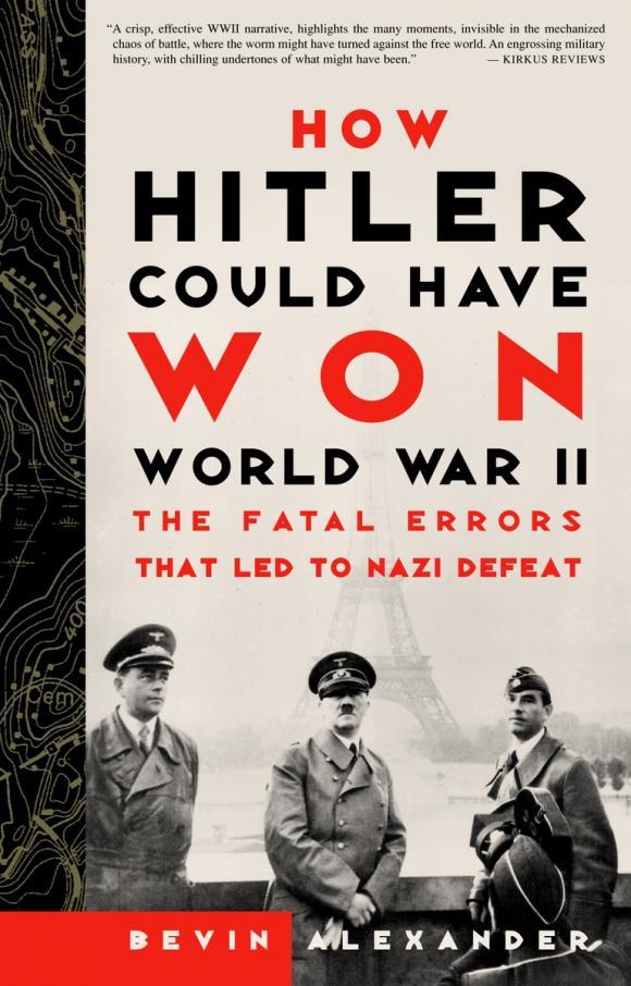 How Hitler Could Have Won World War II uncanny avengers unity volume 3 civil war ii