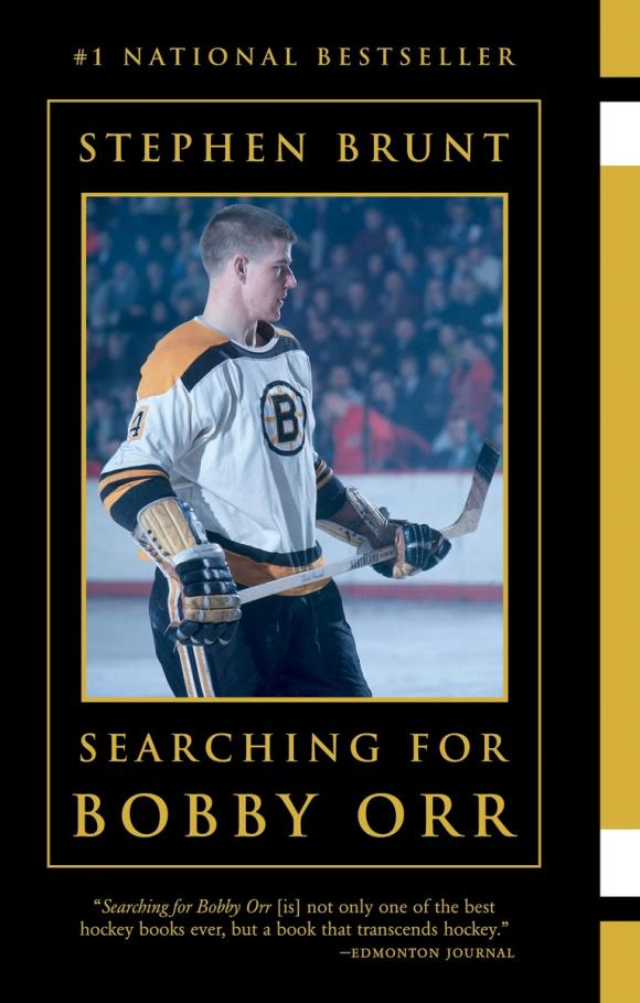 Searching for Bobby Orr searching for the universal subconcious