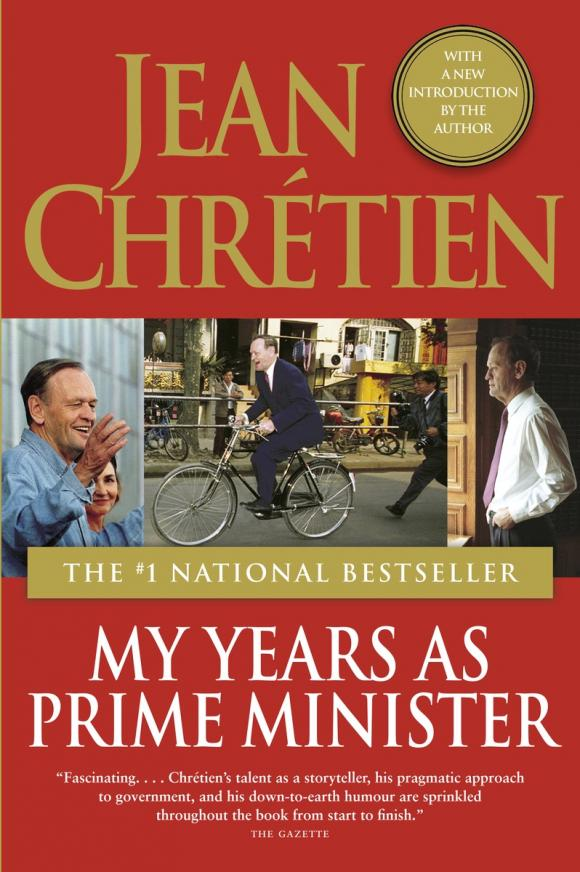 My Years as Prime Minister years