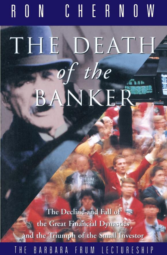 The Death of a Banker death of a civil servant