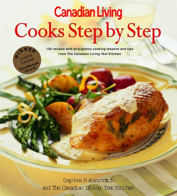 Canadian Living Cooks Step By Step cushions curtains and blinds step by step