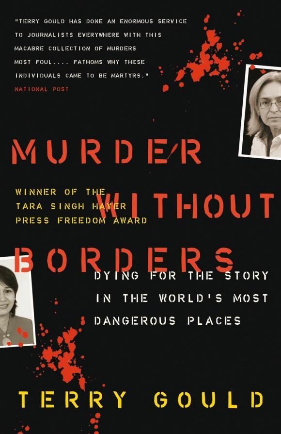 Murder Without Borders borders