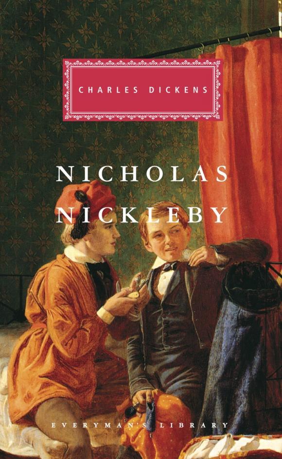 Nicholas Nickleby murder on st nicholas avenue