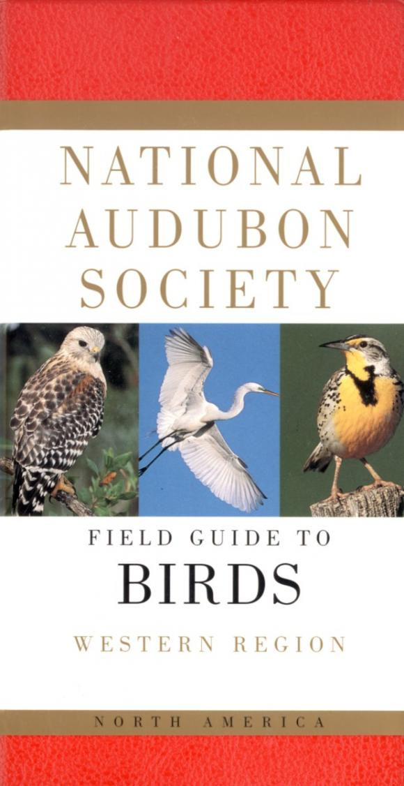 National Audubon Society Field Guide to North American Birds--W цены онлайн