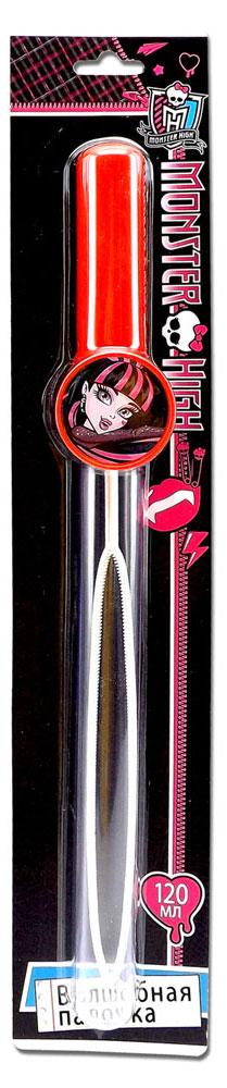 Monster High Мыльные пузыри Волшебная палочка цвет красный мыльные пузыри май литл пони my little pony мыльные пузыри волшебная палочка 200 мл 32653