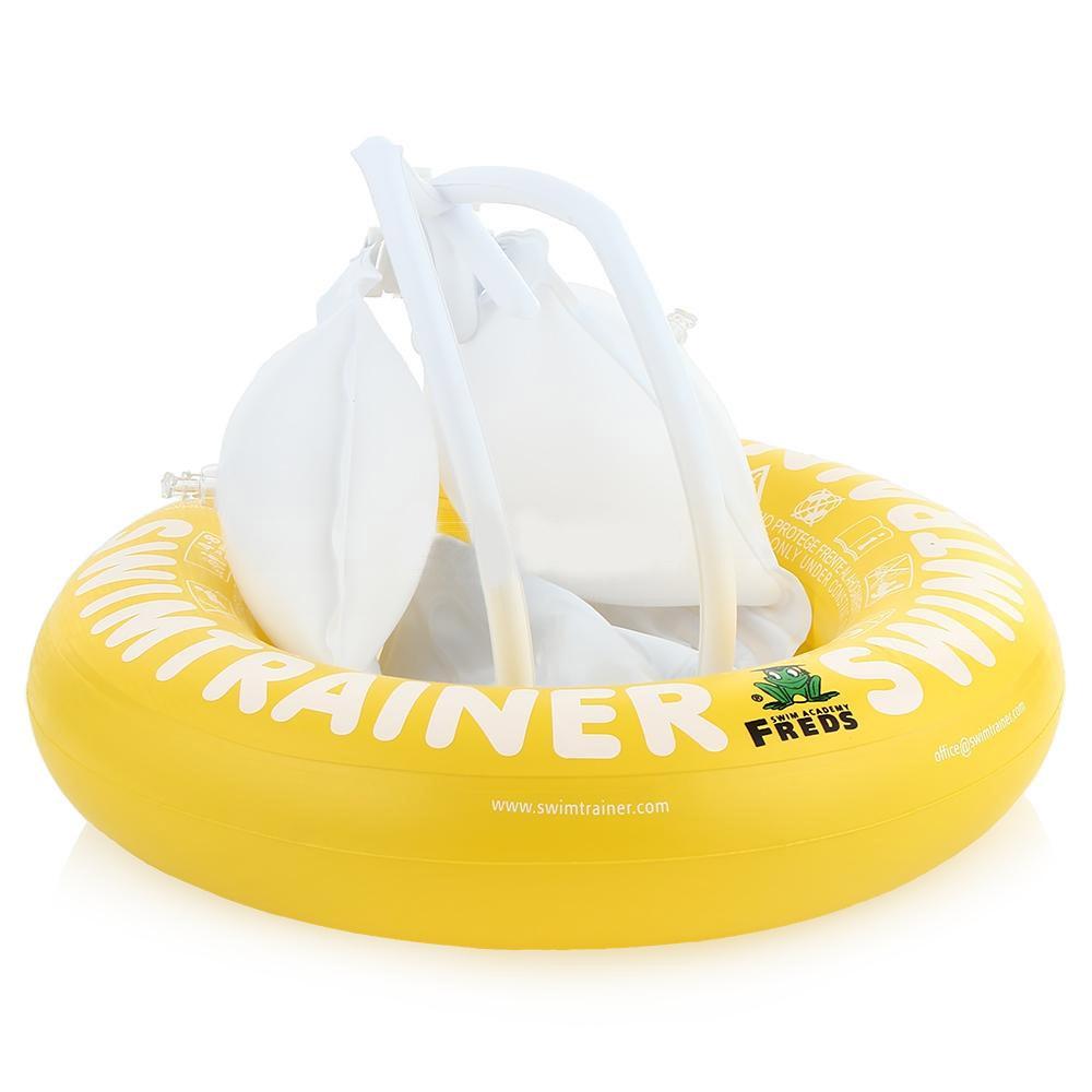 Круг надувной Swimtrainer  Classic , от 4 до 8 лет, цвет: желтый. 10330 - Все для купания