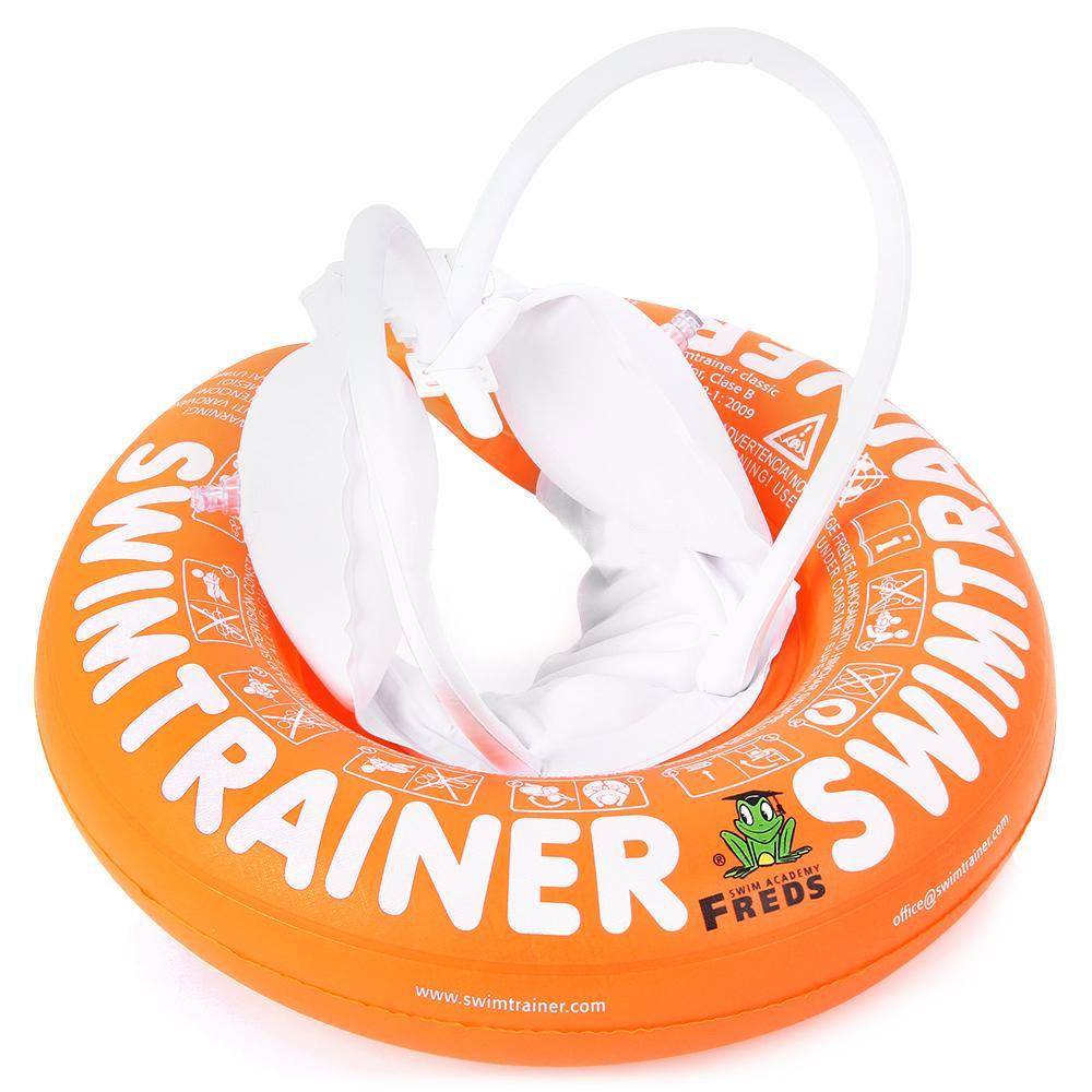 Круг надувной Swimtrainer  Classic , от 2 до 6 лет, цвет: оранжевый. 10220 - Все для купания