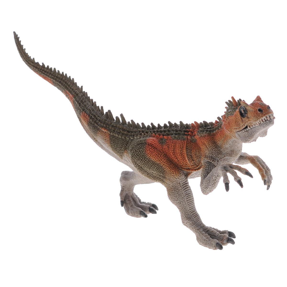 Фигурка Megasaurs Заурофагнакс с двигающейся пастью, цвет: серый megasaurs sv10513 мегазавры фигурка динозавра с двигающейся пастью в ассортименте
