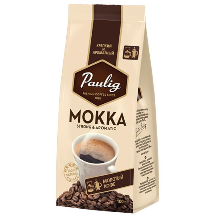 Paulig Mokka кофе молотый, 100 г