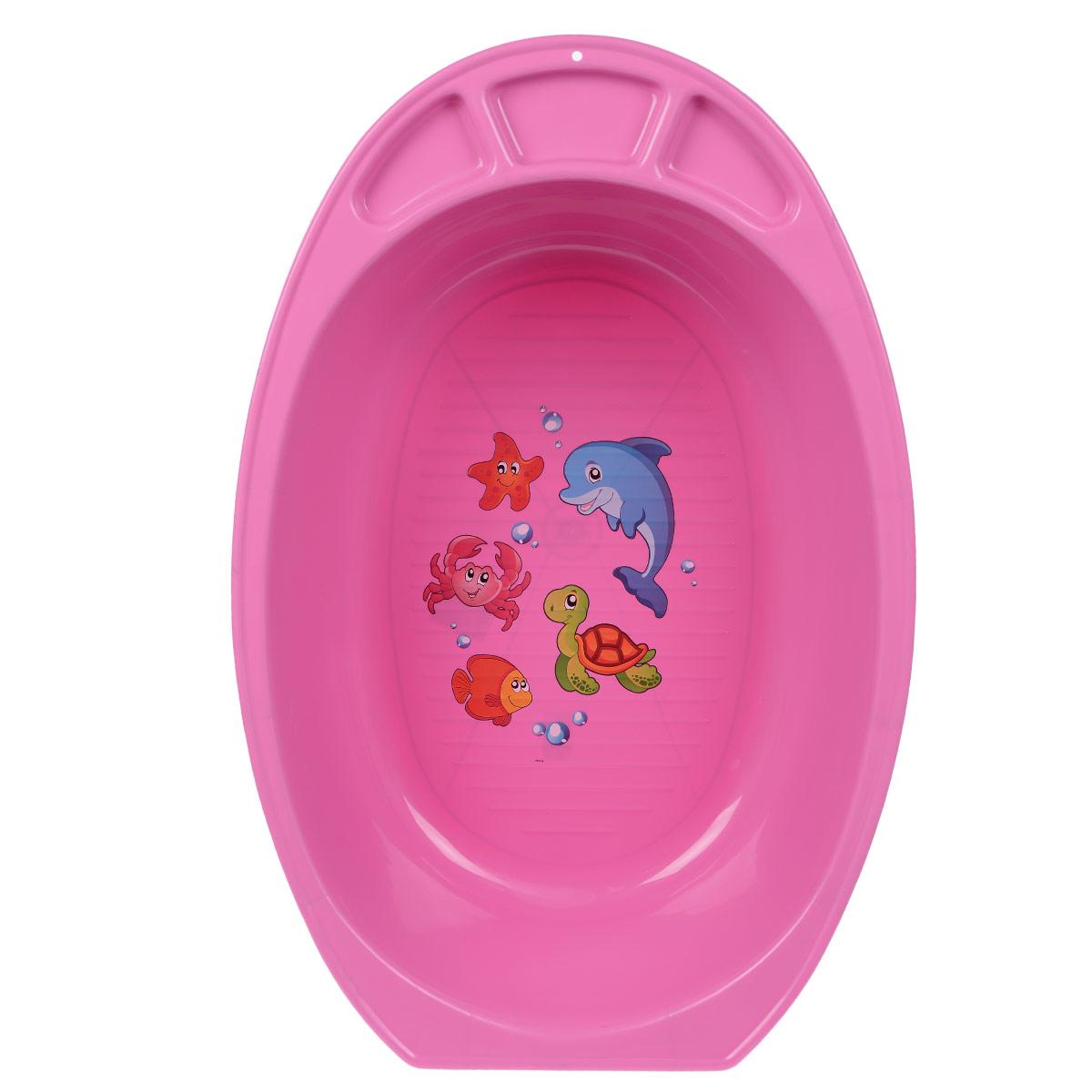 Ванночка детская М-пластика