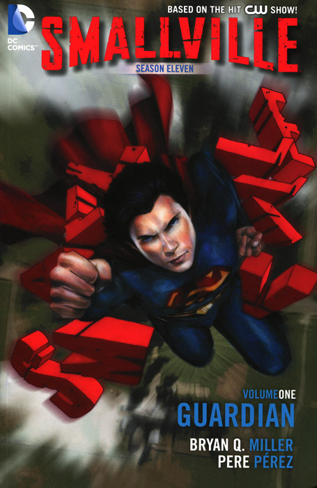 Smallville: Season 11: Volume 1: Guardian verne j journey to the centre of the earth