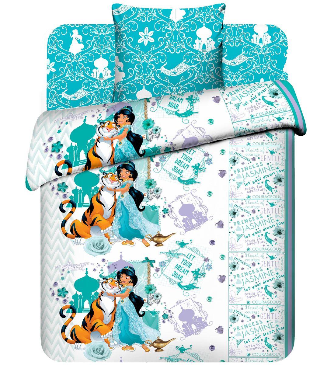 Комплект белья Василек Тинейджер, 1,5-спальный, наволочка 70x70, 44464446Невероятно красочное постельное белье Василек Тинейджер украсит детскую комнату и подарит ребенку отличное настроение на весь день.Этот комплект отличается прочностью и подходит для ежедневного использования. Белье имеет гладкую матовую поверхность, которая очень приятна на ощупь и выглядит одинаково эстетично с лицевой и изнаночной стороны. Постельное белье из хлопка великолепно сохраняет яркость красок и даже после многочисленных стирок выглядит так, будто куплено вчера.В комплект входят наволочка, простыня и пододеяльник.Комплект станет замечательным дополнением к интерьеру детской комнаты.