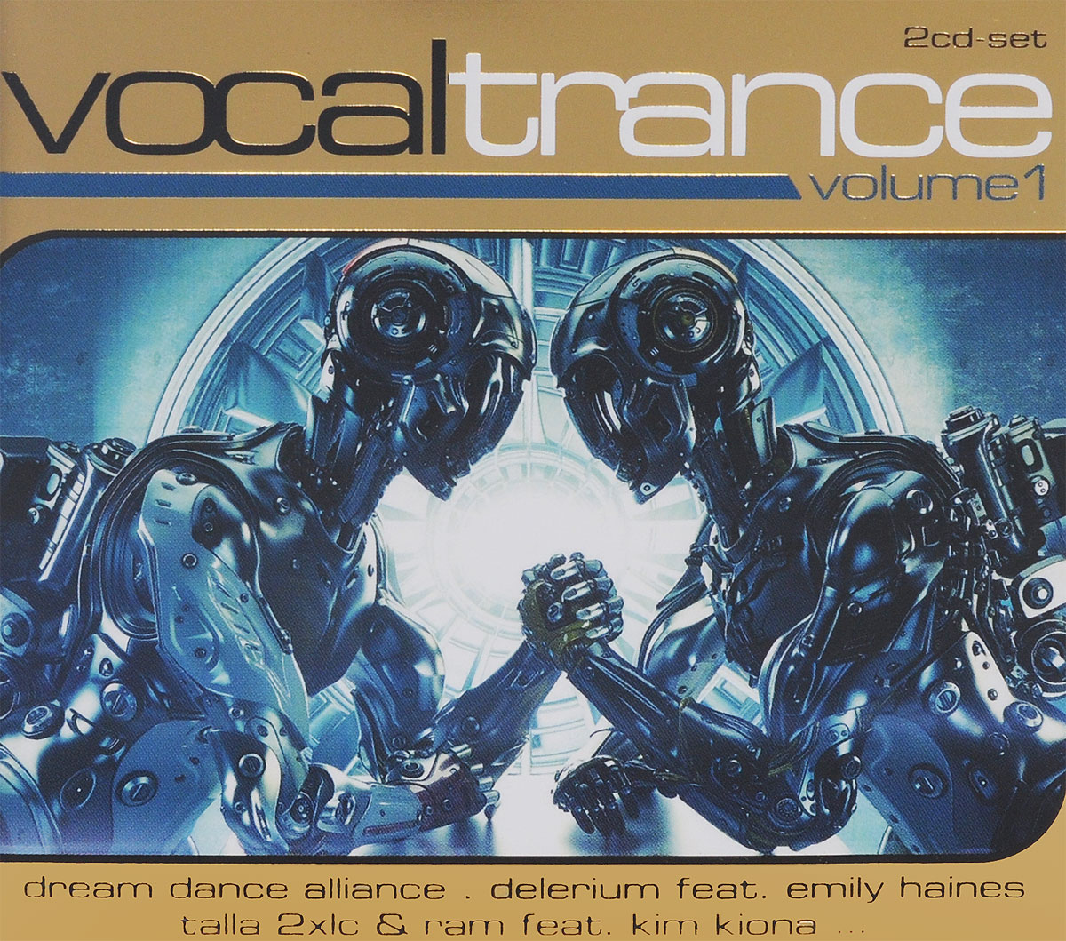Vocal Trance. Volume 1 (2 CD)