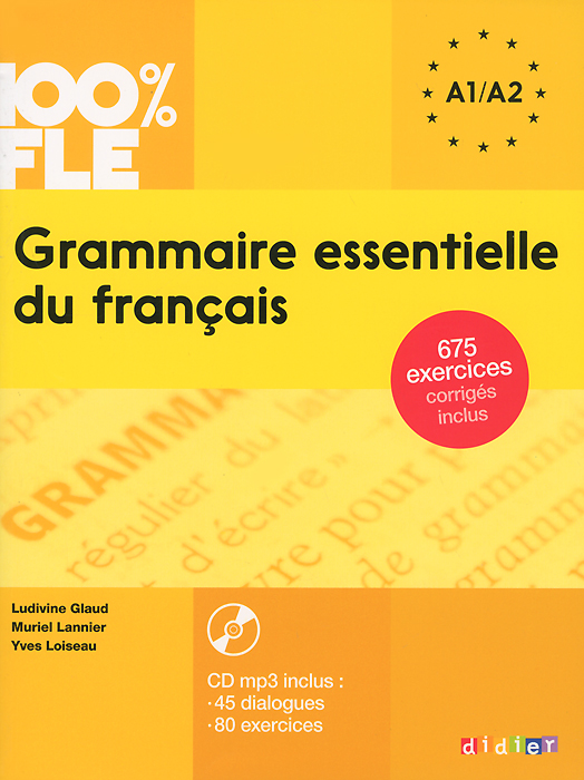 Grammaire essentielle du francais: Niveau A1/A2 (+ CD) odeon light wiron 2035 1w