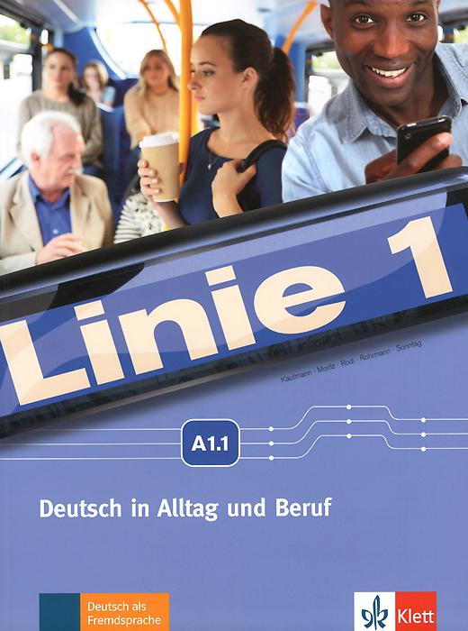 Linie 1: Deutsch in...