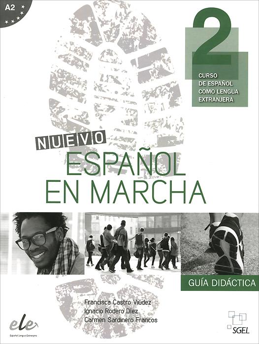 Nuevo Espanol en marcha A2: Guia didactica club prisma libro del profesor metodo de espanol para jovenes a2 cd