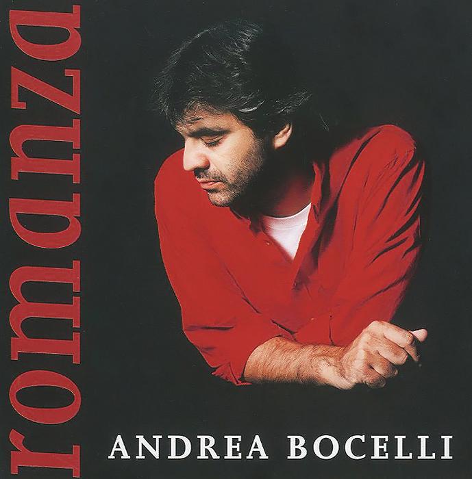 Andrea Bocelli. Romanza