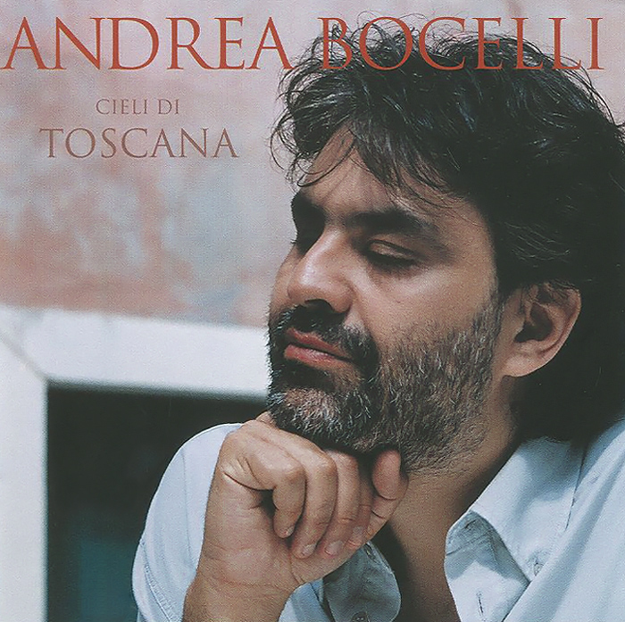 Андреа Бочелли Andrea Bocelli. Cieli Di Toscana андреа бочелли andrea bocelli concerto one night in central park