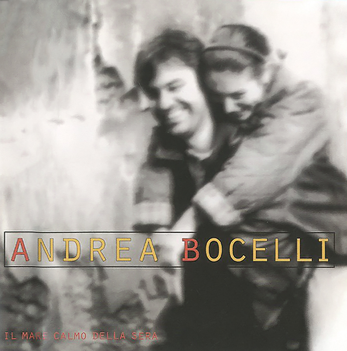 Андреа Бочелли Andrea Bocelli. Il Mare Calmo Della Sera андреа бочелли andrea bocelli the complete pop albums 16 cd
